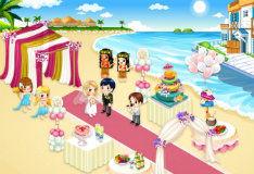 Игра Свадебные приготовления