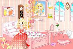 Игра Спальня принцессы