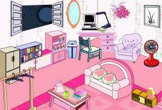 Игра Розовые апартаменты