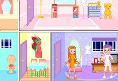Игра Кукольный домик 3