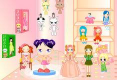 Игра Коллекция кукол