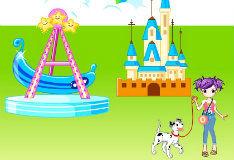 Игра Прогулка с собакой