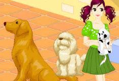 Игра Комната для щенка