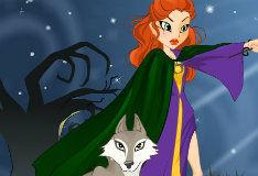 Улыбка волшебницы