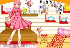 Игра Папины Дочки: Создай свою комнату