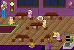Игра Ресторан Скуби