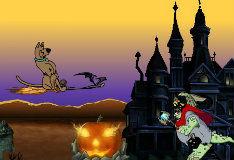 Игра Скуби Ду: Полет на метле