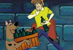 Игра Скуби Ду: Пьяный призрак