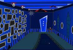 Игра Скуби Ду: Выход из комнаты