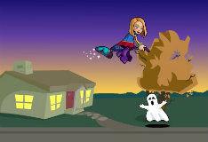 Игра Хэллоуинский Хокус-Покус