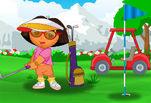 Играть бесплатно в Даша-гольфистка