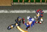 Играть бесплатно в Соник в мире Final Fantasy: Часть 3