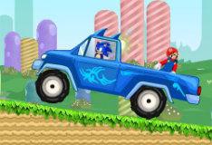 Игра Спасение Марио