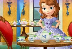 Игра Время чаепития