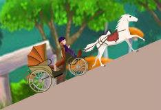Игра Гонки на каретах