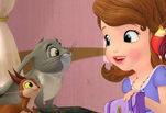 Играть бесплатно в Поиск букв вместе с принцессой Софией