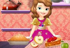 Игра Летний пирог Софии