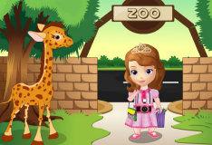 Приключение в зоопарке