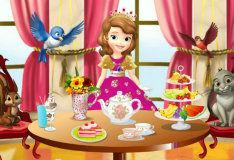 Игра Чайная вечеринка