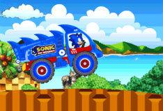 Игра Экстремальный грузовик