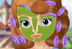 Игра Великолепный макияж Софии