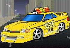 Игра Такси на прокачку