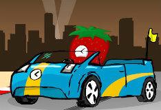 Игра Клубничное такси