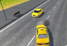 Игра Симулятор таксиста 3D