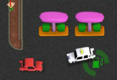 Игра Симулятор такси: Амстердам