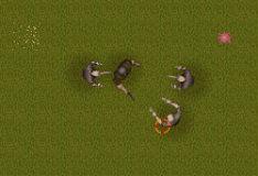 Игра Брызги зомби