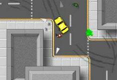 Игра Зомби-такси 2