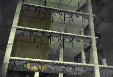 Игра Заброшенное здание