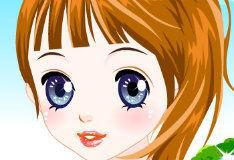 Игра Аниме-макияж