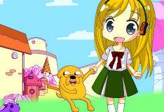 Игра Типичная фанатка аниме