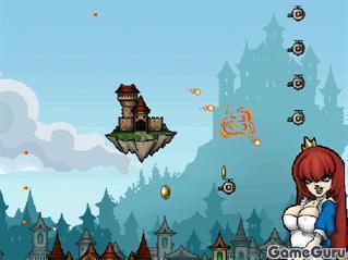 Игра Летающая крепость