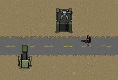 Игра Пустынная оборона