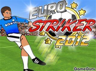 Игра Чемпионат евро 2012