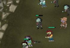 Игра  Пустоголовые зомби 2