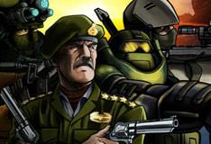 Герои ударного отряда