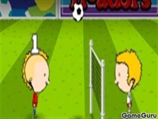 Игра Футбол головами: чемпионат Испании