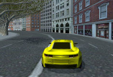 Игра Симулятор спорткара 3D