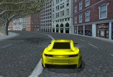 Симулятор спорткара 3D
