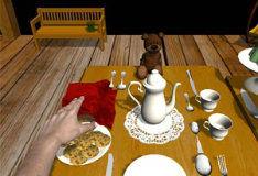 Игра Симулятор чаепития 3D