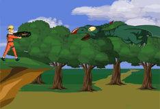 Игра Наруто: охотник на драконов