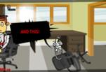 Игра Месть офисного работника 6