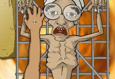 Операция в храме пыток