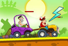 Игра Трактор-разрушитель