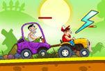 Игра Трактор разрушитель