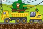 Трактор-монстр