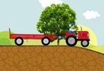 Трактор-доставщик